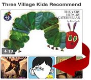Three Village Kids Recommend Pinterest Board