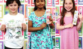 Winners of the 2nd Annual Bookmark Contest