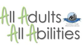 All Adults All Abilities Logo