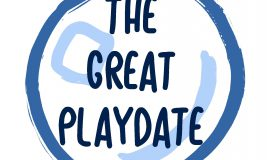 The Great Playdate logo
